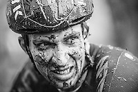 Picture by Russell Ellis/russellis.co.uk/SWpix.com - 13/12/2015 - Cycling - Cyclo-Cross - Ian Bibby.