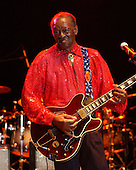 HOLLYWOOD FL - JULY 30: Chuck Berry performs at Hard Rock Live held at the Seminole Hard Rock Hotel & Casino on July 30, 2005 in Hollywood, Florida. : Credit Larry Marano © 2005