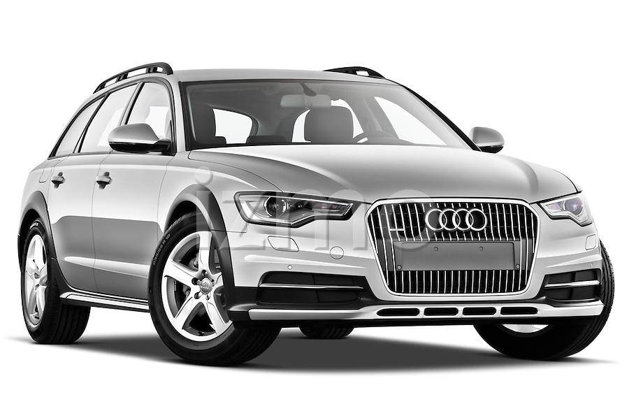 audi allroad premium wagon 2013
