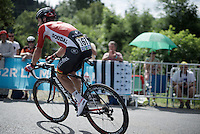 Greg Henderson (NZL/Lotto-Soudal)<br /> <br /> Stage 18 (ITT) - Sallanches &rsaquo; Meg&egrave;ve (17km)<br /> 103rd Tour de France 2016