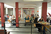 London Metropolitan University, Graduate Centre Cafe.