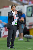 Costa Rica manager Jorge Luis Pinto