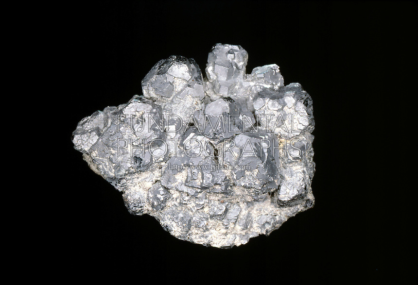 GALENA (PbS) CHIEF ORE OF LEAD Cubic-Hexoctahedral Lead sulfide Luster ...