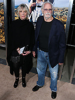 BEVERLY HILLS, CA, USA - NOVEMBER 19: Andrea Beckett, Bruce Dern arrives at the Los Angeles Premiere Of Fox Searchlight Pictures' 'Wild' held at the AMPAS Samuel Goldwyn Theater on November 19, 2014 in Beverly Hills, California, United States. (Photo by Xavier Collin/Celebrity Monitor)