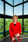 Portrait photography of Judy McReynolds, President and Chief Executive Officer of Arkansas Best Corporation. The images were used editorially and also in the company's annual report.