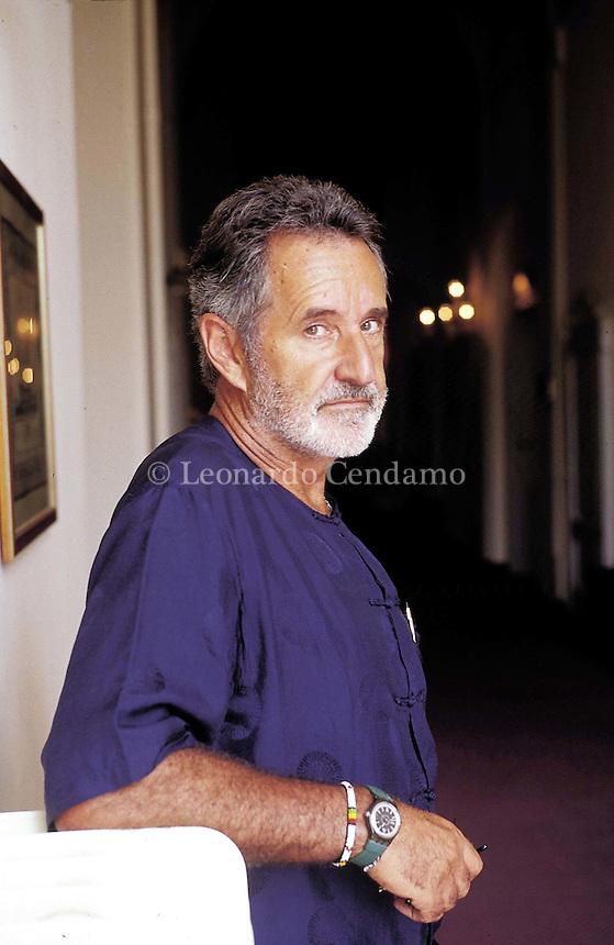 1996: BREYTEN BREYTENBACH © Leonardo Cendamo