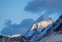 Evening light on Mountain