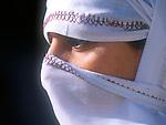 Most Afghan women wear the chador..