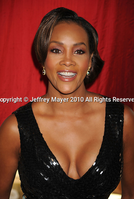 LOS ANGELES, CA. - March 04: Vivica Fox arrives at the 3rd Annual Essence Black Women In Hollywood Luncheon at the Beverly Hills Hotel on March 4, 2010 in Beverly Hills, California.