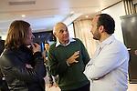 6.10.2013, Berlin, Amano Rooftop Conference Center. High-Tech Forum Berlin. Alberto Benbunan (rechts)