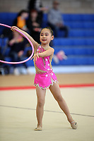 Satie Kim (???) Level-4 (Irene) @ LA Cup 2017. (Correction please for good ID, thanks!)