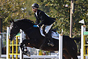 Shinichi Tomii (JPN), OCTOBER 29, 2011 - Modern Pentathlon : The 51st All Japan Modern Pentathlon Championships show jumping at Bajikoen, Tokyo, Japan. (Photo by YUTAKA/AFLO SPORT) [1040]