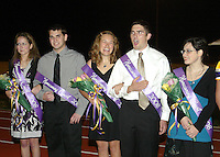 Homecoming 2008 - King & Queen, Football Game, Fans 10-10-08