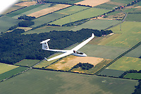 Segelflug, LS8, Mecklenburg- Vorpommern, Segelflugzeug, Luftsport