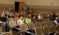 UWRF McNair Scholars program April 30, 2012.
