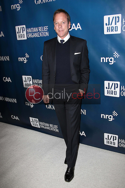 Keifer Sutherland<br />