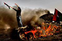 Libya: Bloody Insurrection