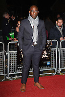 LONDON, ENGLAND. October 6, 2016: Director Barry Jenkins at the London Film Festival premiere for &quot;Moonlight&quot; at the Embankment Gardens Cinema, London.<br /> Picture: Steve Vas/Featureflash/SilverHub 0208 004 5359/ 07711 972644 Editors@silverhubmedia.com