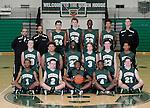 12-7-15, Huron High School boy's JV basketball team
