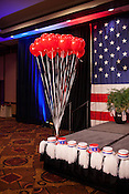 Republican Return Watch Party, Raleigh, North Carolina Election Day, November 6, 2012. .