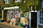 Shop at Hutton Le Hole, North Yorks Moors National Park, Yorkshire, England
