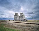 Grain Elevators, North Gate, North Dakota