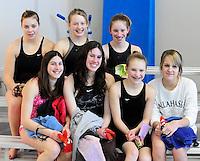 Iceberg Invite PM - Swim Meet - Weston/Wausau, Wisconsin - 2/22/09