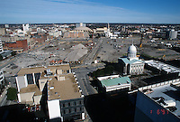 1997 January 06..Redevelopment..Macarthur Center.Downtown North (R-8)..LOOKING NORTH...NEG#.NRHA#..