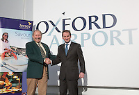Oxford Airport Jersey Flights Launch