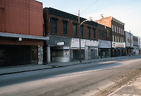 1982 January ..Redevelopment.Church Street..600 BLOCK CHURCH STREET...NEG#.NRHA#..