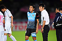 (L-R) Kengo Nakamura,  Naoki Soma (Frontale),AUGUST 6, 2011 - Football :Kawasaki Frontale head coach Naoki Soma and Kengo Nakamura during the 2011 J.League Division 1 match between between Kawasaki Frontale 1-2 Cerezo Osaka at Todoroki Stadium in Kanagawa, Japan. (Photo by AFLO)