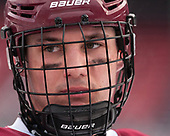 Michael Campoli (BC - 6) - The Boston College Eagles practiced at Fenway on Friday, January 6, 2017, in Boston, Massachusetts.