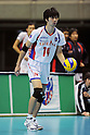 Tatsuya Kaga (FC Tokyo), MARCH 5, 2011 - Volleyball : 2010/11 Men's V.Premier League match between F.C.Tokyo 0-3 Sakai Blazers at Tokyo Metropolitan Gymnasium in Tokyo, Japan. (Photo by AZUL/AFLO).