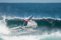 MARGARET RIVER, Western Australia/AUS (Thursday, March 30, 2017) Courtney Conlogue (USA) - The Drug Aware Margaret River Pro, Stop No. 2 of the World Surf League (WSL) Championship Tour (CT) continued today with remaining heats women's Round 1 called ON for a 7:00 a.m. start. After Main Break where the world's best women's surfers faced building six foot  swell.  Rounds 2and 3 were completed before a strong SW onshore came through. Photo: joliphotos.com
