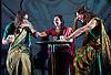 The House of Inbetween<br /> by Sevan K. Greene<br /> at Theatre Royal Stratford East, London, Great Britain <br /> press photocall <br /> 11th April 2016 <br /> <br /> Akash Heer<br /> Shalini Peiris<br /> Ashraf Ejjbair<br /> <br /> <br /> <br /> <br /> Photograph by Elliott Franks <br /> Image licensed to Elliott Franks Photography Services