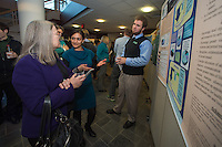 Public Health Poster Session. Cindy Forehand, Ph.D., Medhavi Bole, Joshua Price.