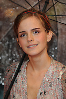 """Emma Watson at the world premiere of """"Harry Potter and the Half Blood Prince"""" at Leicester Square in London."""