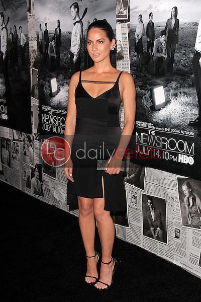 Olivia Munn<br /> at &quot;The Newsroom&quot; Season 2 Premiere, Paramount Studios, Hollywood, CA 07-10-13<br /> David Edwards/Dailyceleb.com 818-249-4998