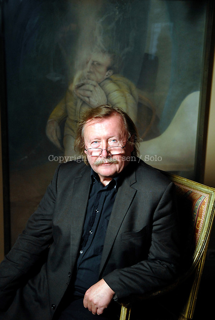 Peter Sloterdijk, German philosopher.