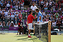 2012 Olympic Games - Tennis - Men's Singles Quarterfinals