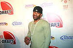 DJ Clue Attends ESPN The Magazine's Eighth Annual Pre-Draft Party, at ESPACE Featuring Music Provided by ?uestLove, New York 4/27/11