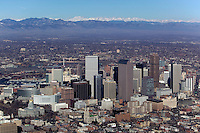 Denver Colorado Aerial Photography