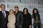 Terry and Tina Lundgren Dee Snider, Ellen Lowey Vera Wang at the 2012 Skating with the Stars - a benefit gala for Figure Skating in Harlem celebrating 15 years on April 2, 2012 at Central Park's Wollman Rink, New York City, New York.  (Photo by Sue Coflin/Max Photos)