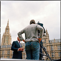 A Beautiful Relationship: The Press and the Politicians at Westminster, London.
