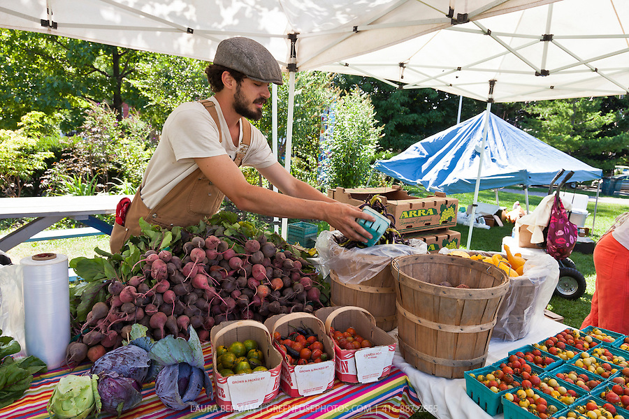 Farmers Market Greenfuse Photos Garden Farm Food Photography