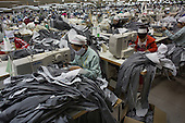 Clothing factory, Hanoi, Vietnam