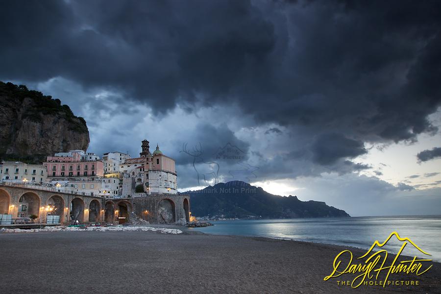 Stormy Sky, Artani, Italy