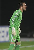 Toronto FC goalkeeper Milos Kocic (30) D.C. United defeated Toronto FC 3-1 at RFK Stadium, Saturday May 19, 2012.