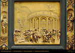 Story of Joseph Gates of Paradise Ghiberti Baptistry of San Giovanni Florence