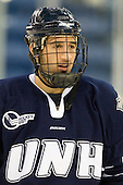Phil DeSimone (UNH - 39) - The visiting University of New Hampshire Wildcats defeated the University of Massachusetts-Lowell River Hawks 3-0 on Thursday, December 2, 2010, at Tsongas Arena in Lowell, Massachusetts.